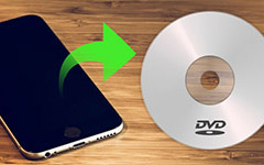 Nagraj iPhone'a wideo na DVD