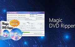 Revue Magic DVD Ripper et meilleures alternatives