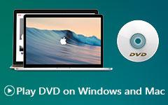 قم بتشغيل قرص DVD على نظامي التشغيل Windows و Mac