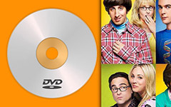 Rip Big Bang Theory 8 DVD szezon