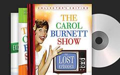 Rip Carol Burnett Show DVD
