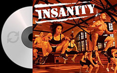 Rasgar Insanity Workout DVD