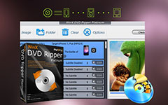 WinX DVD Ripper to Rip DVD