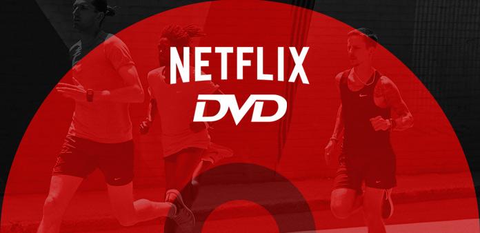 Copie o DVD da Netflix