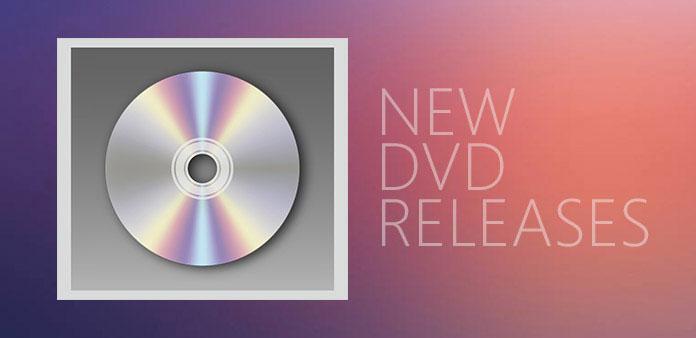 新しいDVDリリース