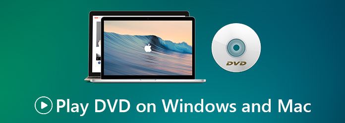 Přehrávejte DVD ve Windows a Mac