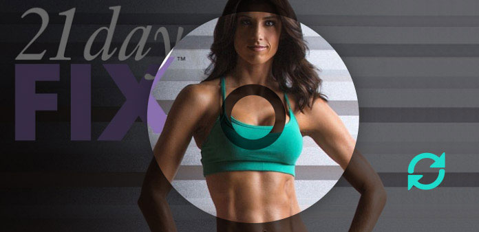 Rip 21 Day Fix DVD