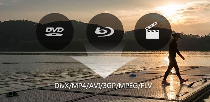 Jak zgrać BD DVD i konwertować wideo