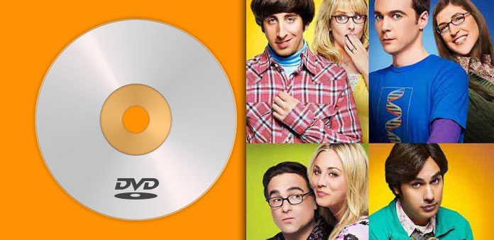 Rip Big Bang Theory Temporada 8 DVD