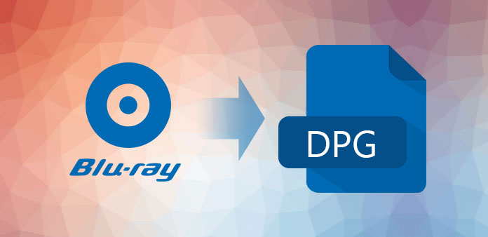 Rip Movie Blu-ray fait au format DPG