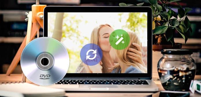 Cómo ripear un DVD y editar DVD en Mac Win