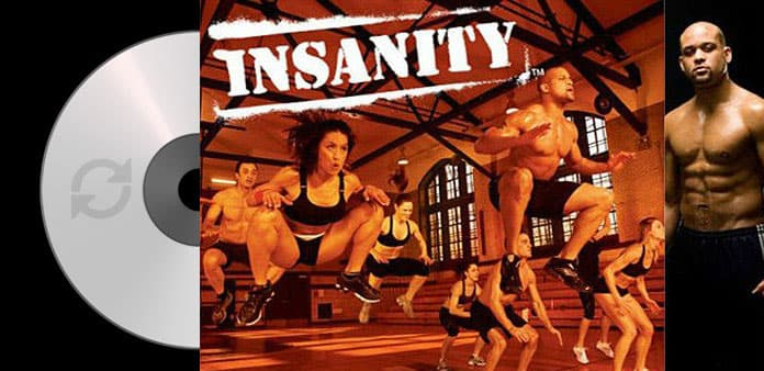 Rip Insanity Workout DVD