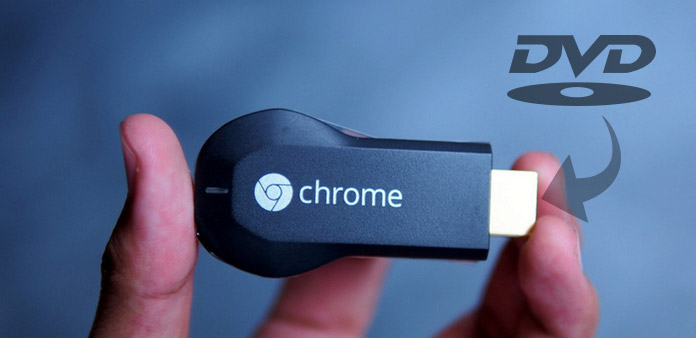 Stream DVD til Chromecast