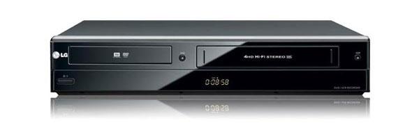DVD rekordér LG RC897T