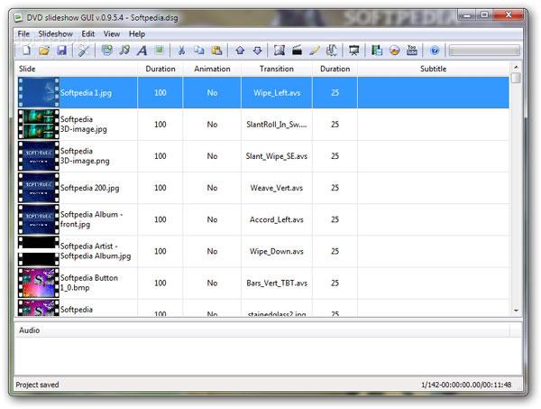 DVD Diaporama GUI