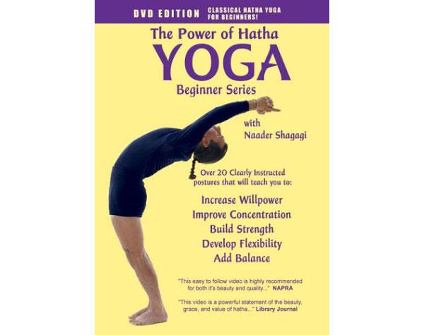 DVD de yoga