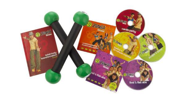 Zumba DVD