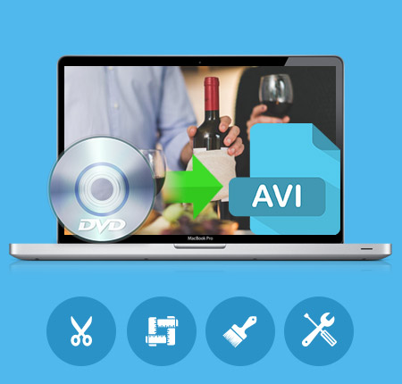 Tipard DVD to AMV Converter для Mac