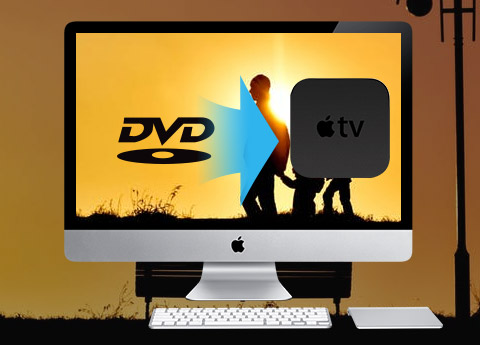 Converta DVD para o vídeo da Apple TV