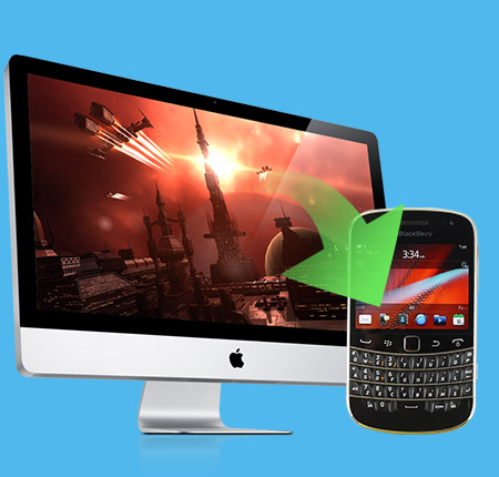 Tipard DVD til BlackBerry Converter til Mac