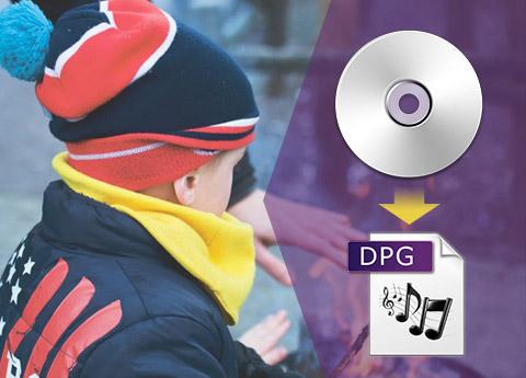 Конвертировать DVD в DPG