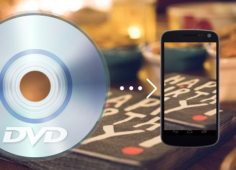 Potente convertitore da DVD a Gphone