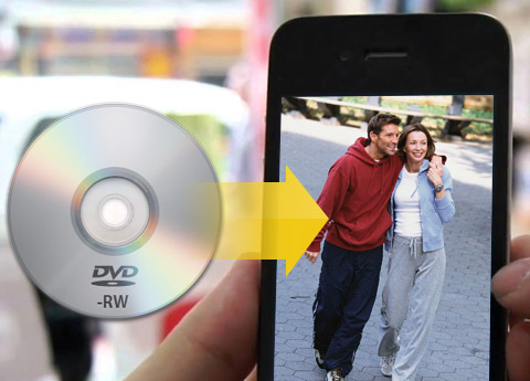 Copia DVD su iPhone 4