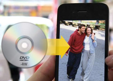 Rip DVD naar iPhone 4