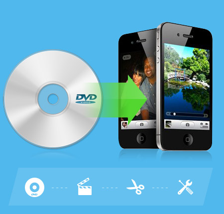 İPhone 4 Converter Tipard DVD