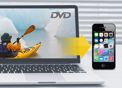 DVD filmy na iPhone 4S