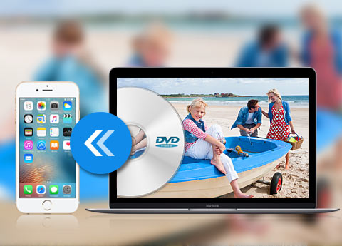 Konverter DVD til iPhone