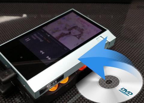 Convertir un DVD en iRiver WMV sur Mac