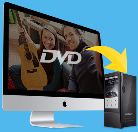 Tipard DVD para iRiver Converter for Mac