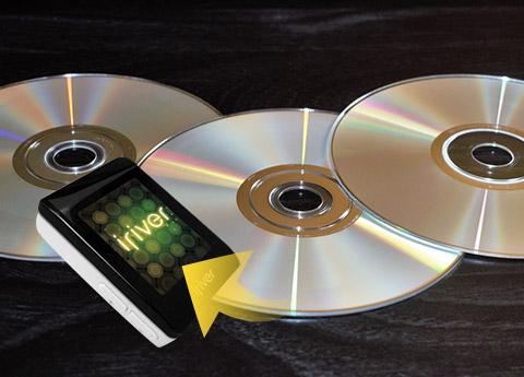 Konverter DVD til iRiver