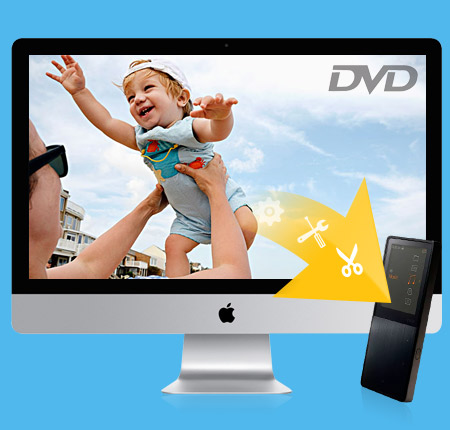 DVD Tipard para o iRiver Suite for Mac