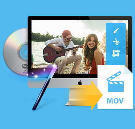 Tipard DVD to MOV Converter pro Mac