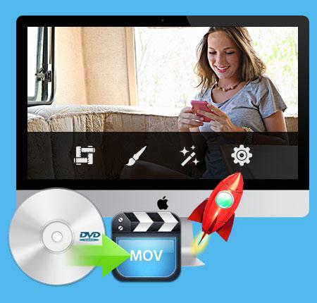 DVD mov-muuntimelle