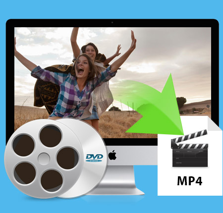 Tipard DVD til MP4 Suite til Mac