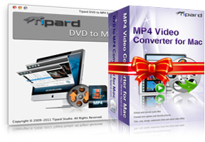 DVD to MP4 Suite for Mac Screen
