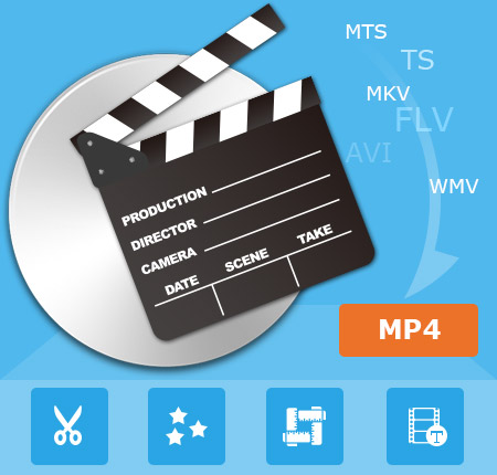 DVD do mp4 suite