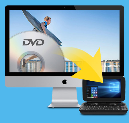 Tipard DVD to Pocket PC Converter pour Mac