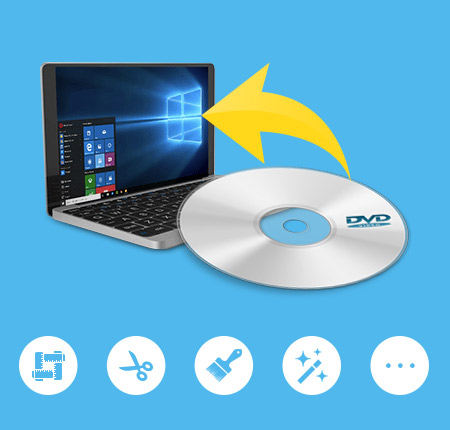Tipard DVD do Pocket PC Converter