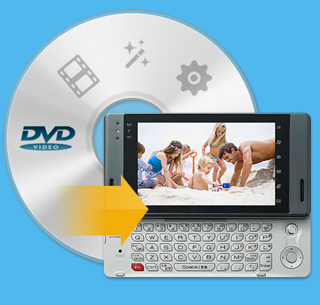 Tipard DVD do Pocket PC Suite