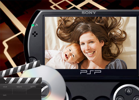 Convierte videos a PSP, PS3 en Mac