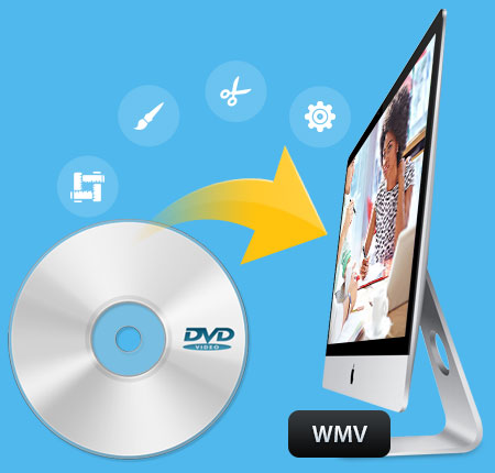 DVD til wmv converter for mac