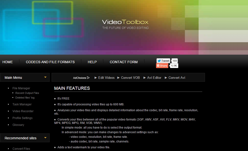 Video Toolbox