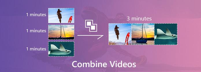 Kombiner videoer