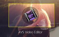 Editor de Vídeo AVS