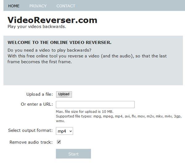VideoReverser.com
