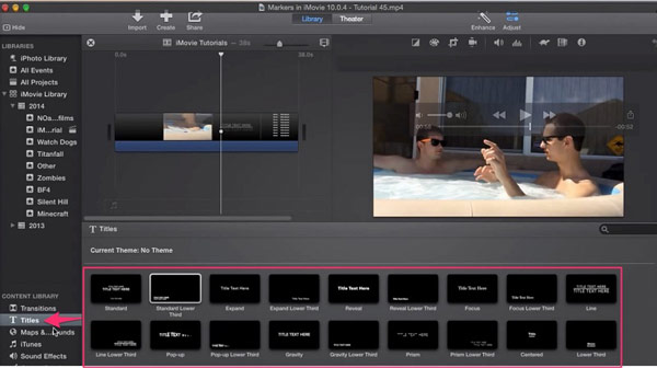 iMovie top video-fusion
